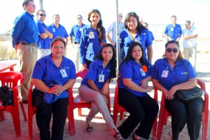 Sea Side Staff at Reception